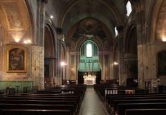 Eglise Notre-Dame-de-Nazareth (ancienne cathédrale) -  Orange, Vaucluse, France