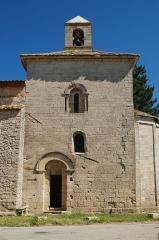 Eglise paroissiale de la Trinité -  France - Provence - Église de Saint-Trinit