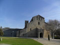 Ancienne cathédrale et cloître -  Vaison, Cathédrale Notre-Dame-de-Nazareth