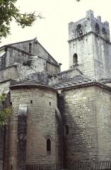 Ancienne cathédrale et cloître -  Vaucluse Vaison-La-Romaine Cathedrale Notre-Dame-De-Nazareth Chevet