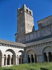 Ancienne cathédrale et cloître - Cathédrale Notre-Dame-de-Nazareth de Vaison cathédrale, cloître