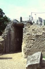Site archéologique de la Villasse -  Vaucluse Vaison-La-Romaine Theatre Romain