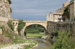 Pont romain -  Vaison-la-Romaine, Vaucluse, France
