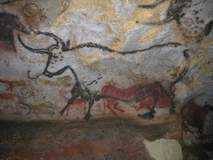 Grotte de Lascaux - English: Lascaux cave. Prehistoric Sites and Decorated Caves of the Vézère Valley (France)
