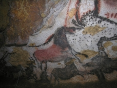 Grotte de Lascaux - English:   Lascaux cave. Prehistoric Sites and Decorated Caves of the Vézère Valley (France)