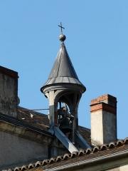 Couvent de Sainte-Marthe - Français:   Le clocheton du couvent Sainte-Marthe, Périgueux, Dordogne, France.