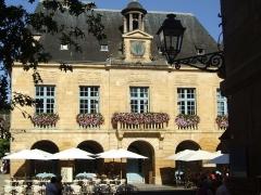 Hôtel de ville -  Town Hall of Sarlat la Caneda (France)