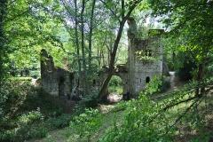 Parc et Grotte de Majolan - English: Parc de Majolan
