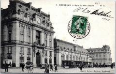 Gare de Bordeaux-Saint-Jean - French photographer