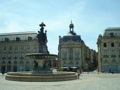 Immeuble - English: Bordeaux - July 2012