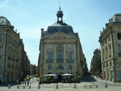 Immeuble - English: Bordeaux - July 2012