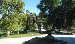 Jardin public -  Bordeaux, France.  Jardin Public