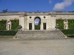 Jardin public - Français:   Jardin public à Bordeaux (Gironde, France).