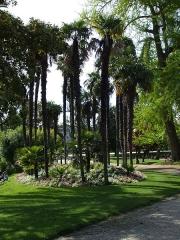 Jardin public - Français:   Jardin Public de Bordeaux