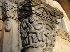 Eglise Saint-Martin - English: Église Saint-Martin de Cérons
