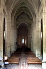 Eglise Notre-Dame - Français:   Église Notre-Dame de Guîtres (Gironde, France)