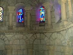 Eglise Saint-Martin - English: Église Saint-Martin du Nizan