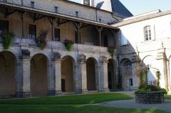 Ancien prieuré bénédictin - English: Priory of La Réole