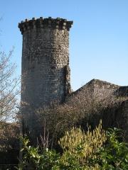 Enceinte fortifiée -  Rions.