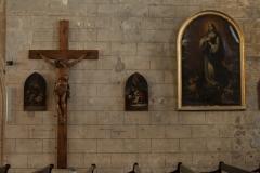 Eglise Saint-André - English: Eglise; Cubizac-les-Ponts, Gironde, Aquitaine, France;; ref: PM_094208_F_Cubzac_les_Ponts;; Photographer: Paul M.R. Maeyaert; www.pmrmaeyaert.eu; © Paul M.R. Maeyaert; pmrmaeyaert@gmail.com; Cultural heritage; Europeana; Europe/France/Cubizac-les-Ponts;
