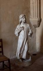 Eglise Saint-André - English: Eglise; Cubizac-les-Ponts, Gironde, Aquitaine, France;; ref: PM_094218_F_Cubzac_les_Ponts;; Photographer: Paul M.R. Maeyaert; www.pmrmaeyaert.eu; © Paul M.R. Maeyaert; pmrmaeyaert@gmail.com; Cultural heritage; Cultural heritage/Sculpture; Europeana; Europe/France/Cubizac-les-Ponts;