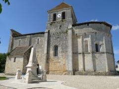 Eglise Saint-Martin du Bois - Français:   Eglise de St-Martin-du-Bois, Gironde, France