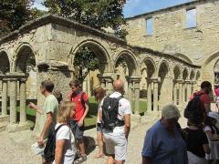 Ancien couvent des Cordeliers -  Saint-Émilion