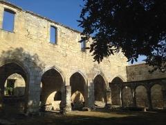 Ancien couvent des Cordeliers -  Saint-Émilion (Gironde, France), ancien couvent des Cordeliers.