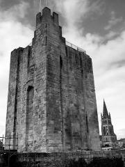 Donjon fortifié, dit Château du Roi - Français:   Saint-Émilion.