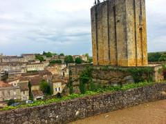 Donjon fortifié, dit Château du Roi -  Saint-Emilion