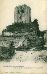 Donjon fortifié, dit Château du Roi - French photographer and editor
