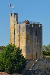 Donjon fortifié, dit Château du Roi - Français:   Saint-Emilion, Tour du Roy, Nouvelle-Aquitaine, Gironde, France.