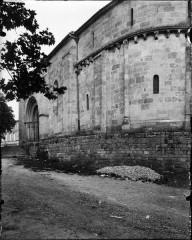 Eglise Saint-Romain - Français:   Targon église