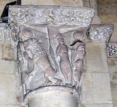 Eglise Saint-Romain - Français:   Église Saint-Romain de Targon