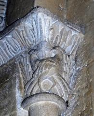 Eglise Saint-Romain - Français:   Targon église St Romain