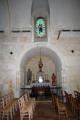 Eglise Saint-Etienne - Tauriac, église Saint-Étienne