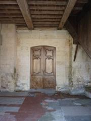 Eglise Saint-Martin -  Portail de l'église Saint-Martin de Caupenne