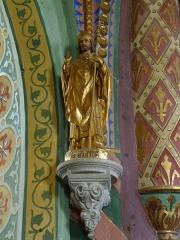 Eglise Saint-Martin -  Saint Martin - église Saint-Martin de Caupenne