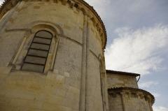 Ancien prieuré d'Arthous - Français:   Abbaye d\'Arthous - abside centrale et absidiole nord