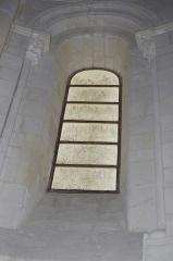 Ancien prieuré d'Arthous - Français:   Abbaye d\'Arthous - intérieur, fenêtre côté nord-est