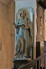 Eglise Saint-Barthélémy - Français:   Eglise de Pimbo - Saint Barthélemy?