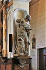 Eglise Saint-Barthélémy - Français:   Eglise de Pimbo - Saint Marc