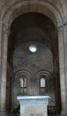 Eglise Saint-Géraud - Français:   Monsempron-Libos - Église Saint-Géraud - Bras nord du transept