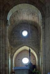 Eglise Saint-Géraud - Français:   Monsempron-Libos - Église Saint-Géraud - Bras sud du transept