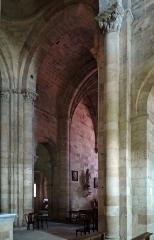 Eglise Saint-Géraud - Français:   Monsempron-Libos - Église Saint-Géraud - Croisée du transept et travée du choeur