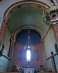 Eglise Sainte-Livrade - Français:   Sainte-Livrade-sur-Lot - Église Sainte-Livrade - Absidiole