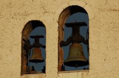 Eglise Saint-Martin -  Ahetze, les cloches