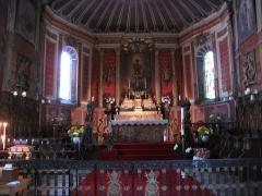 Eglise Saint-Jean-Baptiste - Español: Iglesia de Arcangues, en Labort, Aquitania(Francia)