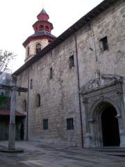 Eglise Saint-Vincent - Euskara: Ziburuko Done Bikendi eliza