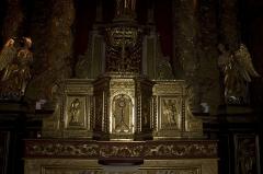 Eglise Saint-Vincent - English:  Tabernacle of the Altar.